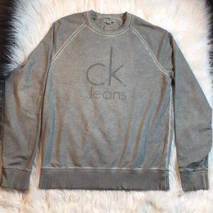 Calvin Klein | Acid Washed Sweatshirt